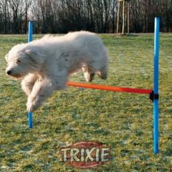 Stacjonata do agility 123 x 115 cm Trixie