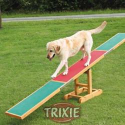 Huśtawka do agility 300x54x34cm Trixie