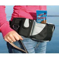 Pas biodrowy z torebką Trixie Baggy Belt