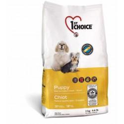 Karma z kurczakiem 350g dla szczeniąt ras małych 1st Choice