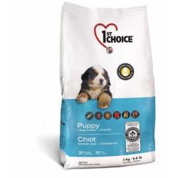 Karma z kurczakiem 15kg dla szczeniąt ras dużych 1st Choice