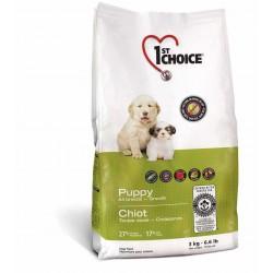 Karma z kurczakiem 2,7kg bez kukurydzy dla szczeniąt 1st Choice