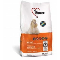 Karma z kurczakiem 350g dla psów ras małych 1st Choice