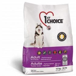 Karma z kurczakiem 15kg dla psów aktywnych 1st Choice