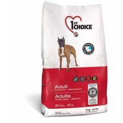 Karma z jagniną i ryżem 15kg duży krokiet dla psów 1st Choice
