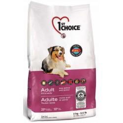 Karma z kurczakiem 2,7kg dla psów starszych i mniej aktywnych 1s