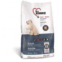 Karma z kaczką 2,72kg dla psów z alergią 1st Choice