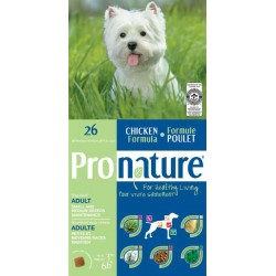 Karma z kurczakiem 3kg dla psów ras małych Pronature