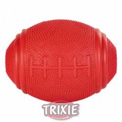 Piłka rugby 10cm gumowa na przysmaki Trixie