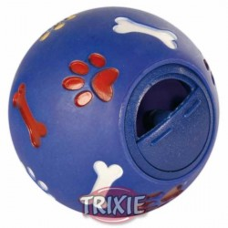 Piłka na przysmaki plastikowa 11cm Trixie Snacky
