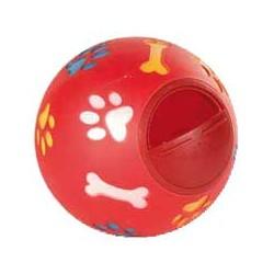 Piłka na przysmaki plastikowa 14cm Trixie Snacky