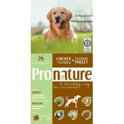 Karma z kurczakiem 15kg dla psów ras dużych Pronature