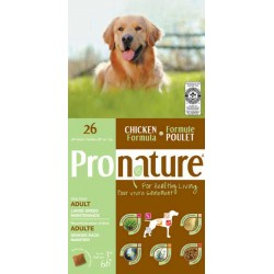 Karma z kurczakiem 18kg dla psów ras dużych Pronature