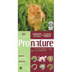 Karma z kurczakiem 3kg dla kotów dorosłych Pronature