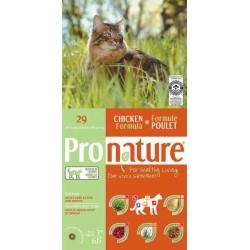 Karma z kurczakiem 3kg dla kotów starszych Pronature