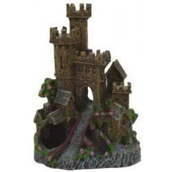 Dekoracja - Zamek, 17 cm