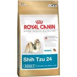 SHIH TZU 7,5kg, dla psów dorosłych rasy Shih Tzu, karma Royal Ca