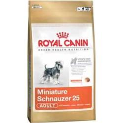 MINIATURE SCHNAUZER 3kg, psy dorosłe sznaucer miniaturowy, karma
