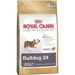 BULLDOG 3kg, dla psów buldogów dorosłych, karma Royal Canin