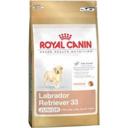 LABRADOR RETRIEVER JUNIOR 3kg, karma Royal Canin