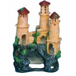 Dekoracja - Zamek z trzema wieżami