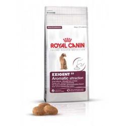Exigent 33 Aromatic 2kg, koty wybredne, karma Royal Canin
