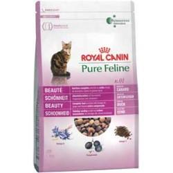 Pure Feline n.01 1,5kg, piękna sierść, karma Royal Canin
