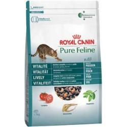 Pure Feline n.03 1,5kg, witalność, karma Royal Canin