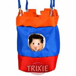 """Domek wiszący dla  chomika """"zamek"""" Trixie"""