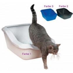 Kuweta dla kota z ramką 'Cleany Cat' XXL