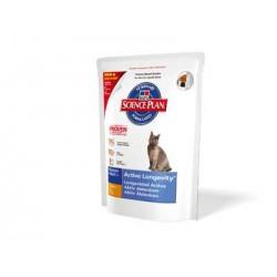 Karma dla kotów starszych z kurczakiem 300g Hill's Longevity
