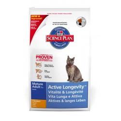 Karma dla kotów starszych z kurczakiem 2kg Hill's Longevity