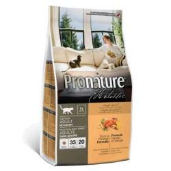 Karma holistyczna 5,44kg z kaczką dla kota Pronature