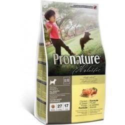 Karma holistyczna 2,72kg z kurczakiem dla szczeniąt Pronature