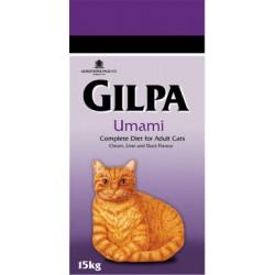 Gilpa Umami 15kg, karma dla kota z kurczakiem