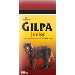 Gilpa Junior 15kg, karma dla psa z kurczakiem