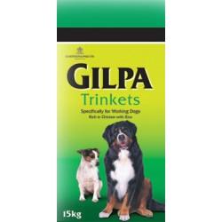 Gilpa Trinkets 15kg, karma energetyczna dla psa drobiowa