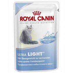 ULTRA LIGHT pakiet 12 x 85 g - dla kotów dorosłych z nadwagą