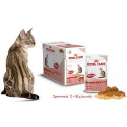 INSTINCTIVE w galeretce pakiet 12 x 85 g - dla kotów wybrednych