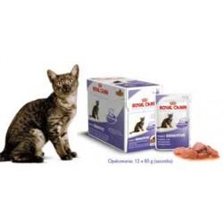 DIGEST SENSITIVE pakiet 12 x 85 g - dla kotów, redukcja zapachu