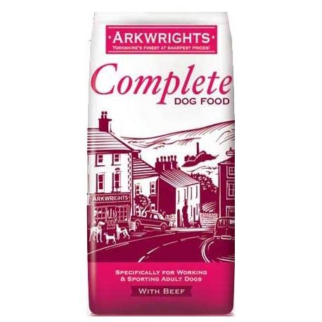 Arkwrights Beef 15kg, karma dla psa z wołowiną
