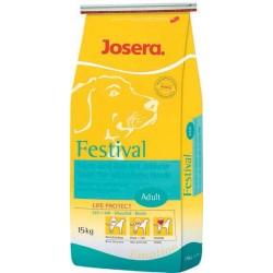 Josera EMOTION Festival 15kg, karma dla psa z kaczką, ryżem i ło