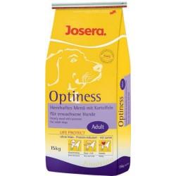 Josera Optiness 15kg, karma dla psa ze zredukowaną ilością białk