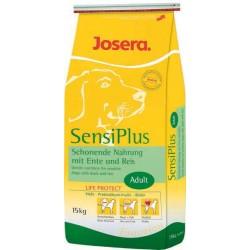 Josera SensiPlus 15kg, karma dla psów wrażliwych z kaczką