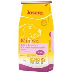 Josera Miniwell 4kg, karma dla psów ras małych z mięsem drobiowy