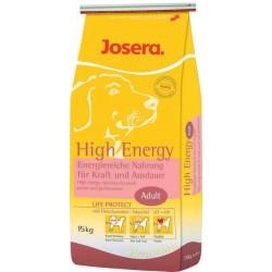 Josera High Energy 15kg, karma dla psów aktywnych z łososiem