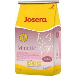 Josera Minette 3kg, karma dla kociąt z mięsem drobiowym
