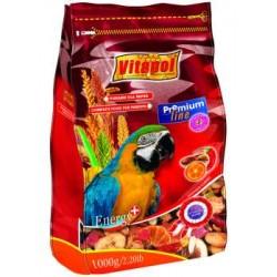 Vitapol karma Premium dla dużych papug 0,75 kg