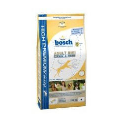 Adult Mini L&R 3kg karma dla małych psów z jagnięciną Bosch