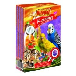 Vitapol pokarm owocowy dla papużki falistej, pudełko 500g